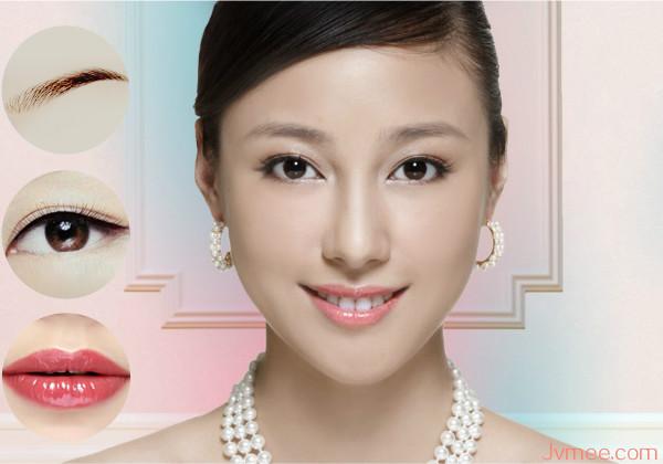 韩式半永久化妆培训成都